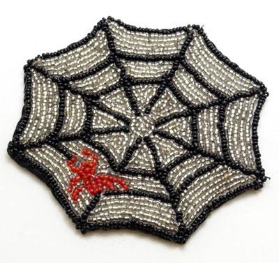 Mercury Cobweb Coaster (4 pcs)
