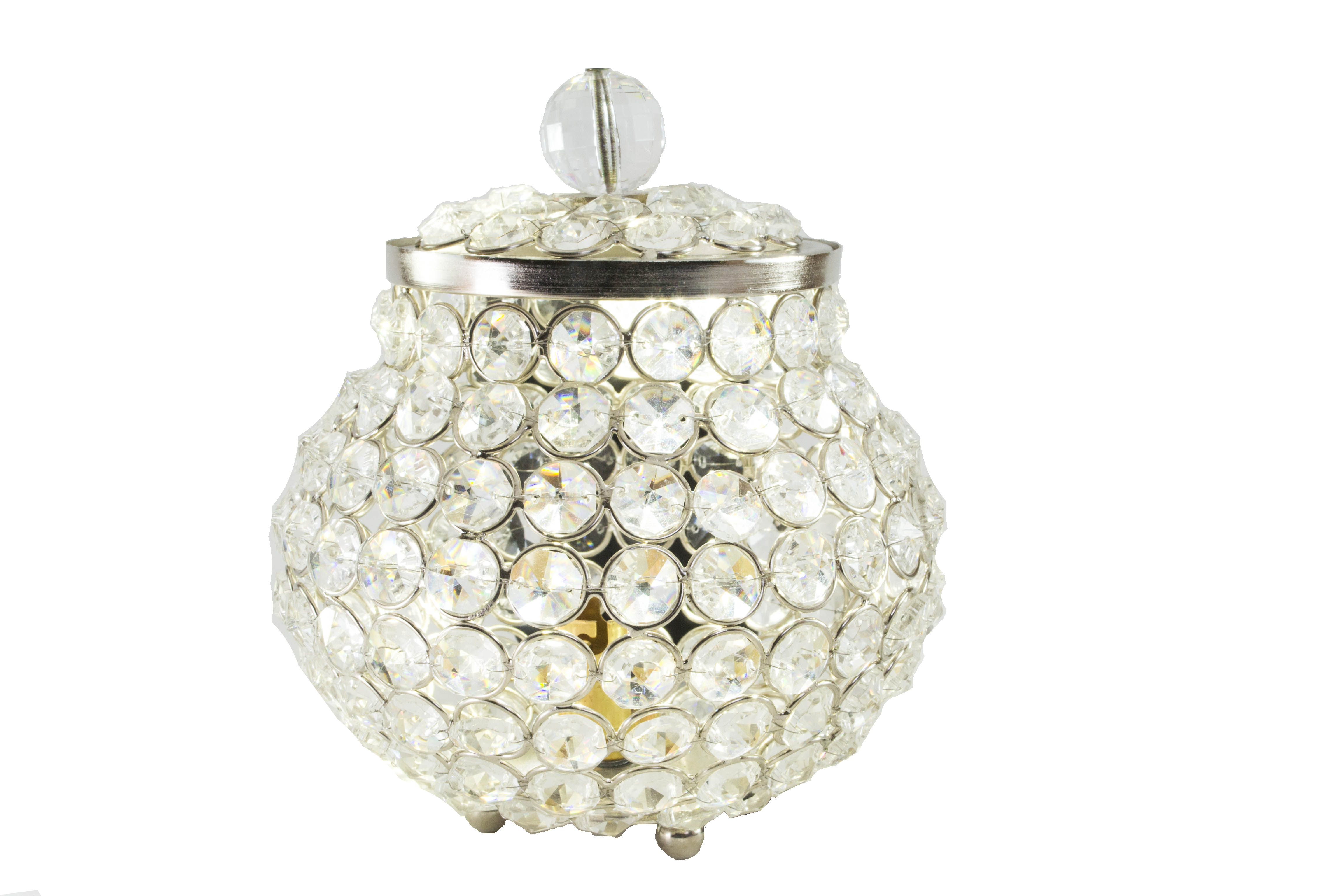 Cauldron of Light- 192 Crystal lamp