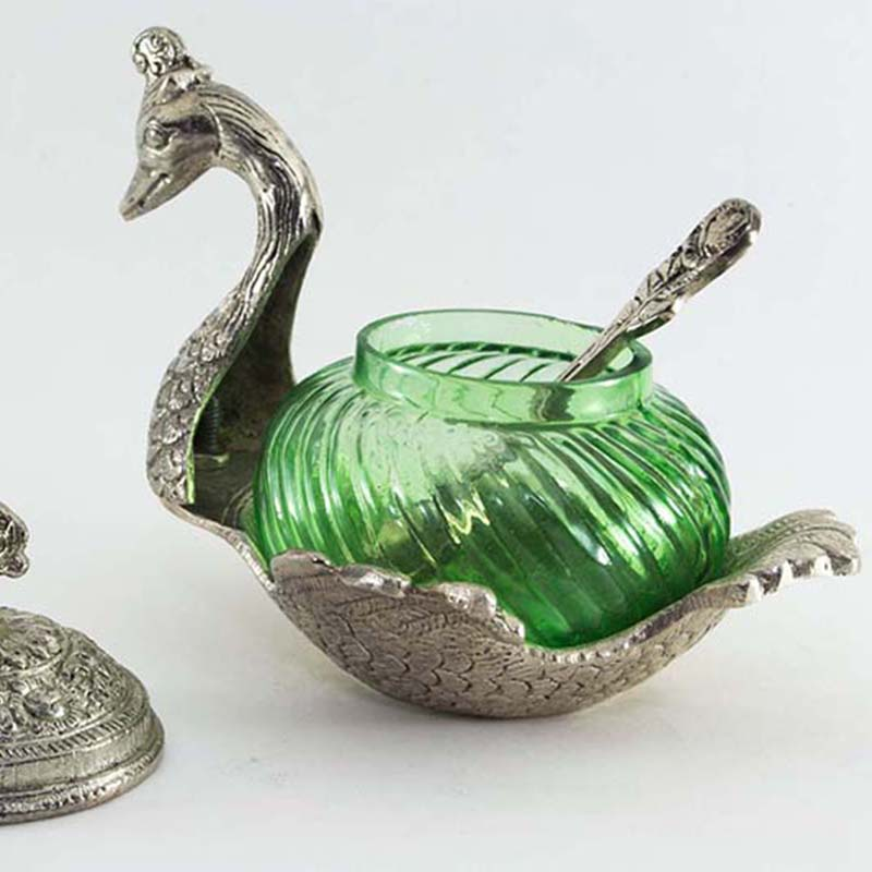 Single Duck Bowl Green