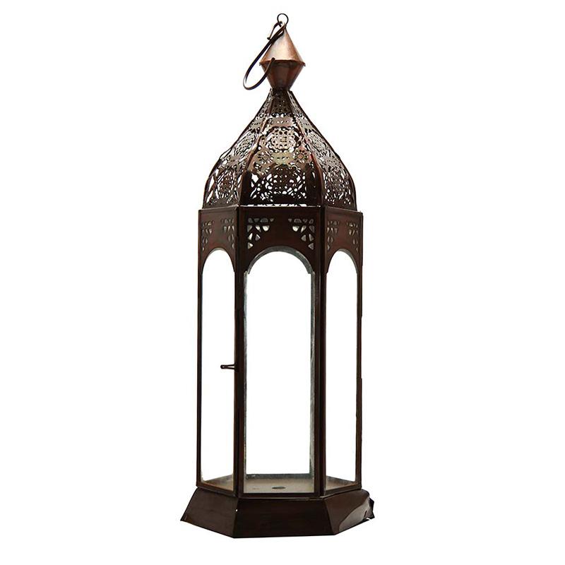 Antique Moroccan Lantern