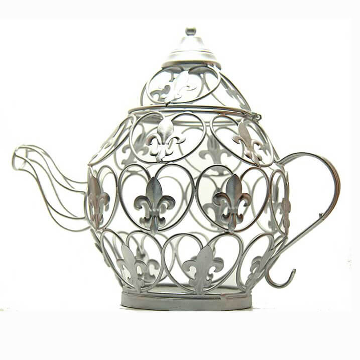 Coffee Table kettle Small Silver