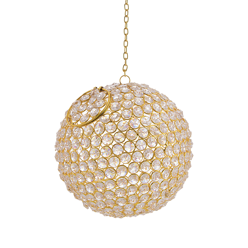Crystal Hanging Pendant Ball Large