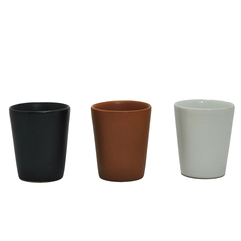 Ceramic Shot Glasses (set of 6)