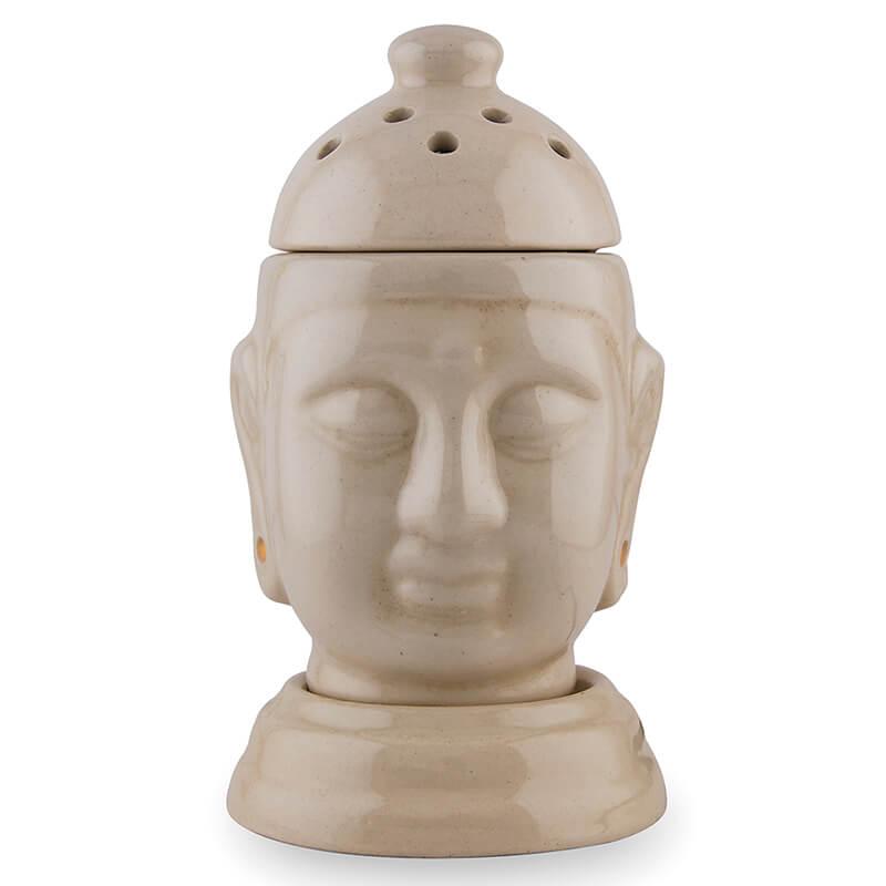 Ceramic White Buddha Electric Diffuser