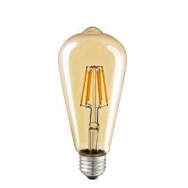 ST64 Filament LED Bulb