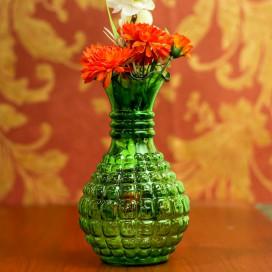 Classic Cubist Lush Flower Vase