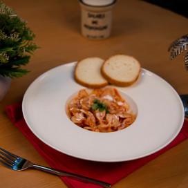 "White Fine Porcelain Soup Pasta 11"" Platter, Restaurant, Cafe Dish Bone Chine Plate"