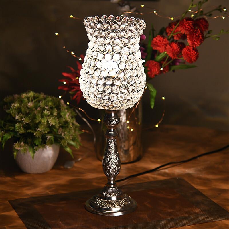 Regal Crystal Lamp 18