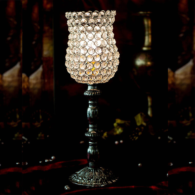 Regal Crystal Lamp 17