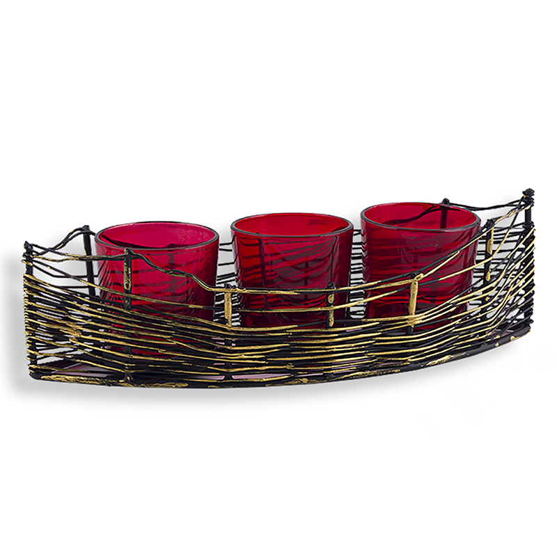 Black Wire Cruise Red