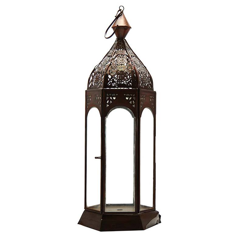 Antique Moroccan Lantern