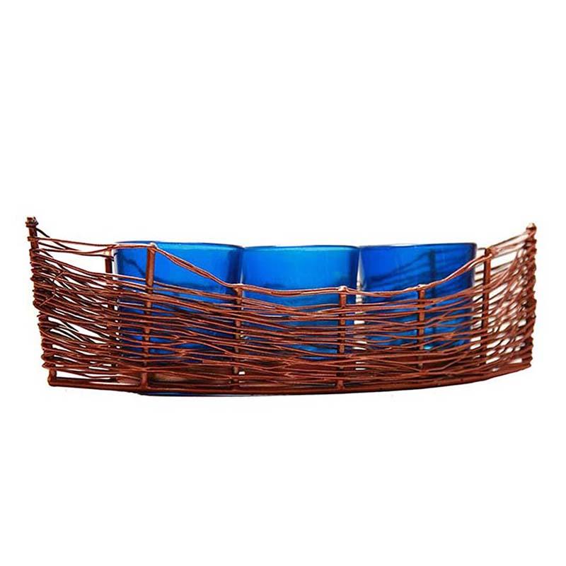 Copper Wire Cruise Blue