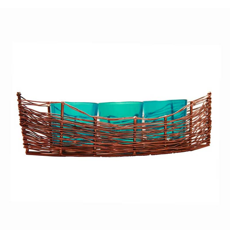 Copper Wire Cruise Turquoise