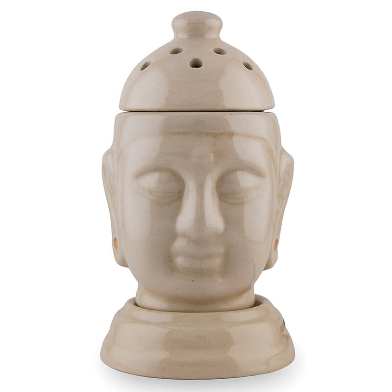 Ceramic White Buddha Electric Diffuser