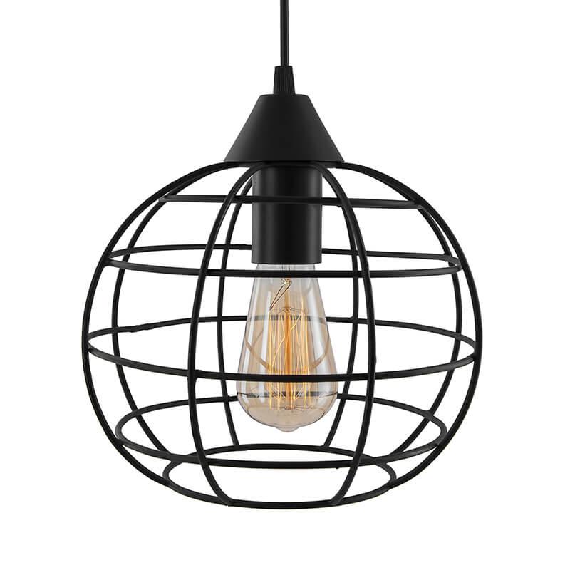 Vintage Edison Filament Hanging Classic Sphere, E27 Hanging Light