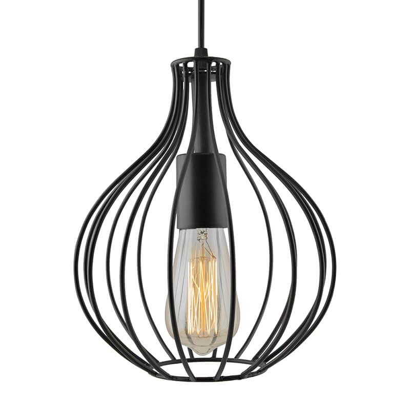 Vintage Edison Filament Hanging Crown , E27 Hanging Light